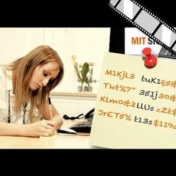 "Video ""Kennwörter verschlüsselt aufschreiben"" szenisch"