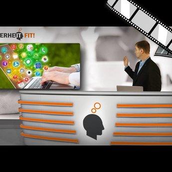 """moderiertes Video """"Netiquette in sozialen Netzen"""""""