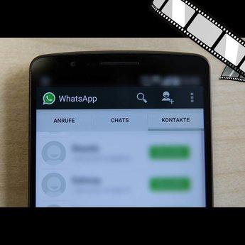 """szenisches Video """"Trojaner per WhatsApp"""""""
