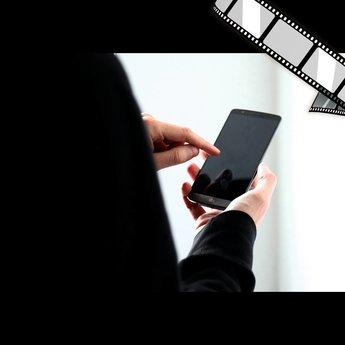"""szenisches Video """"Knacken der Zugangssicherheit bei Android"""""""