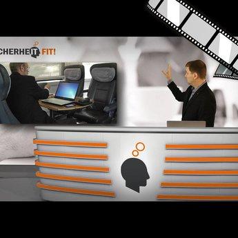 """moderiertes Video """"Arbeiten im ICE"""""""