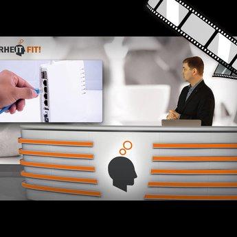 """moderiertes Video """"Konfiguration eines Speedport-Routers"""""""