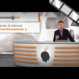 "Video ""Internet-Kennwörter 1"" moderiert"