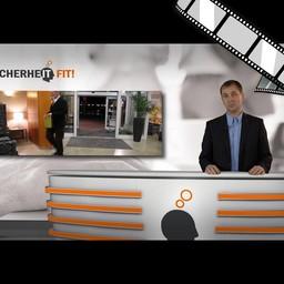 """Video """"Kennwörter wechseln"""" moderiert"""