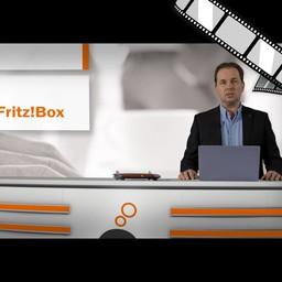 """Video """"Konfiguration einer Fritz!Box"""" moderiert"""