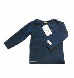 Lilano Lilano Pulli/Shirt aus Wollplüsch