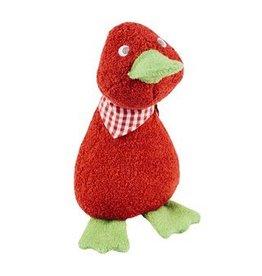 Efie Efie Spiel- und Kuschel-Ente rot