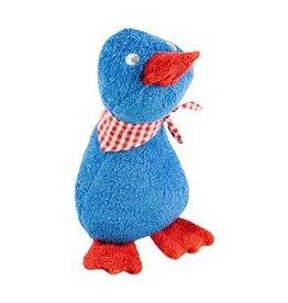 Efie Efie Spiel- und Kuschel-Ente blau