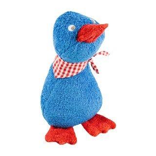 Efie Efie Spiel- und Kuschel-Ente blau, Biobaumwolle - Copy
