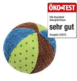 Efie Efie Rassel Ball blau kbA