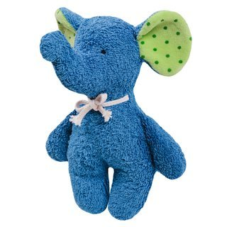 Efie Efie Rassel Elefant blau kbA
