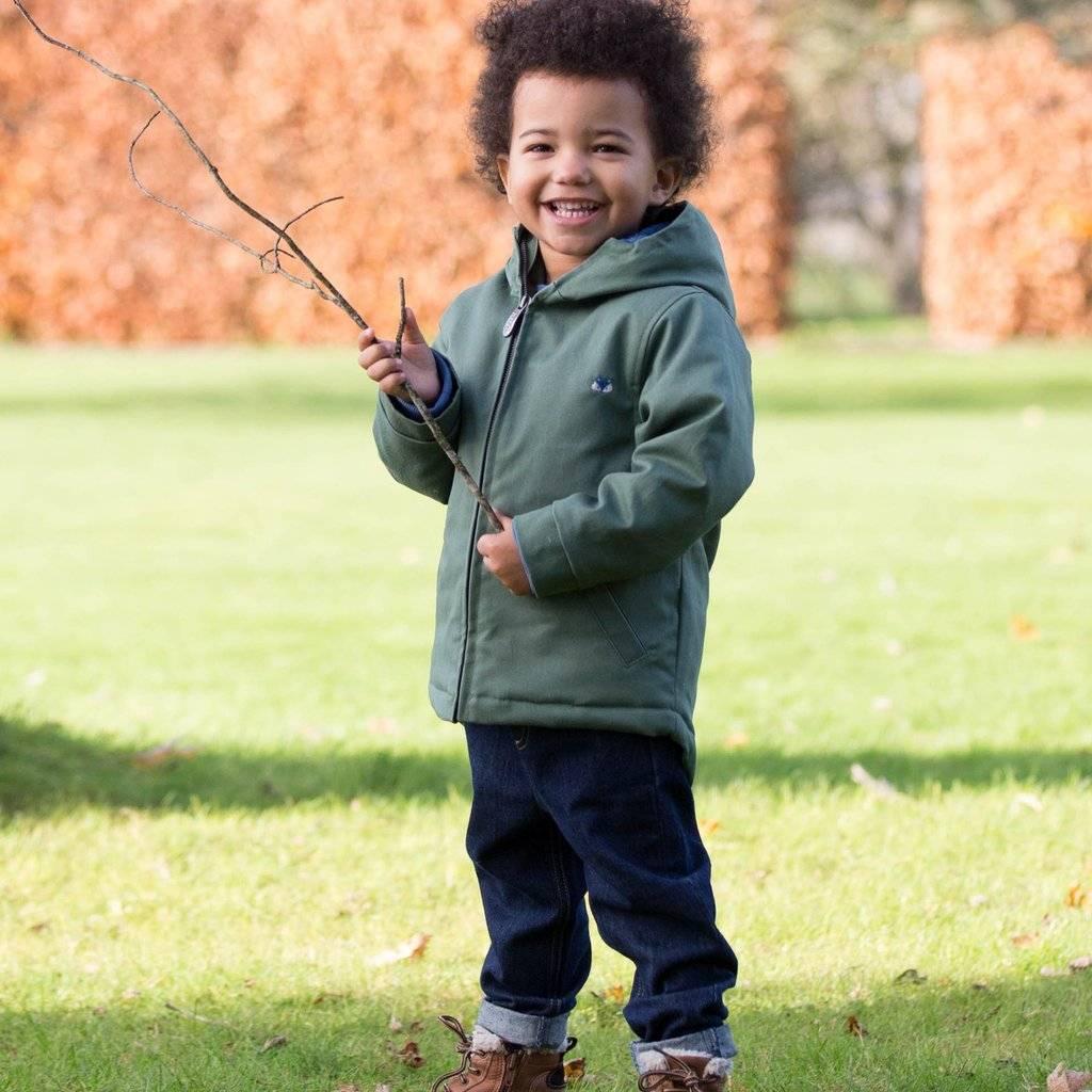 Kite Kids Wasserabweisende Baumwolljacke von Kite Kids