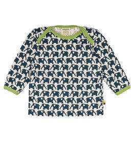 Loud & Proud Loud&Proud Langarm Shirt Elefanten marine