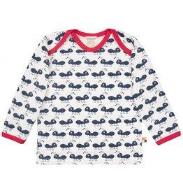 Loud & Proud Loud&Proud Langarm Shirt Ameisen navy
