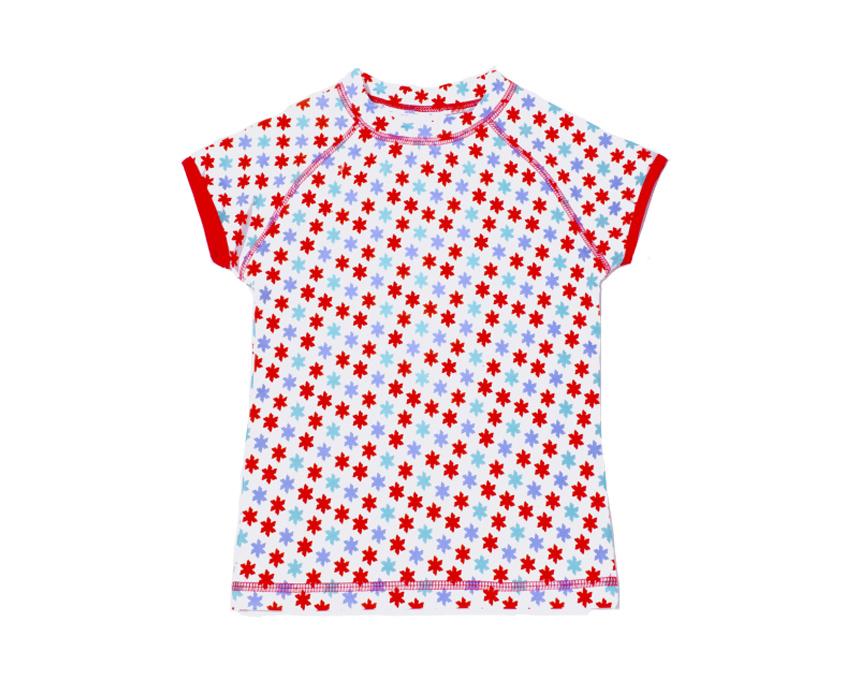 Ducksday Ducksday Sonnenschutzshirt kurzarm UPF 50+