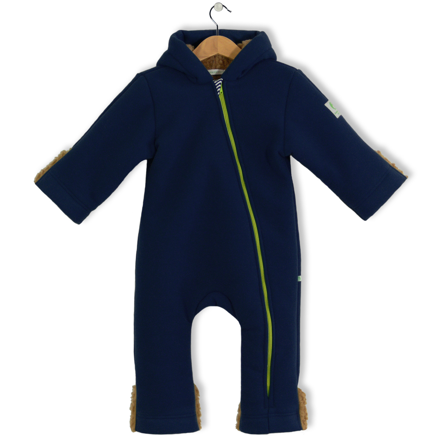 Bubblekid Bubblekid Winter-Overall ANU Doublefleece