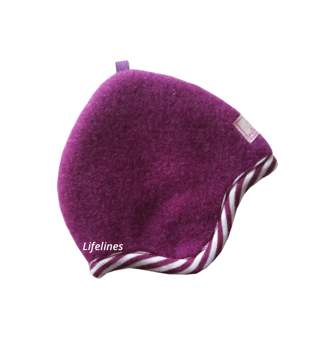 Pickapooh Pickapooh warme Babymütze aus 100% Wollfleece