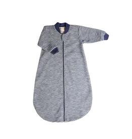 Lilano Lilano Schlafsack aus Wollplüsch Ringel