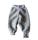 Lilano Lilano Babyhose aus grauem Wollfilz