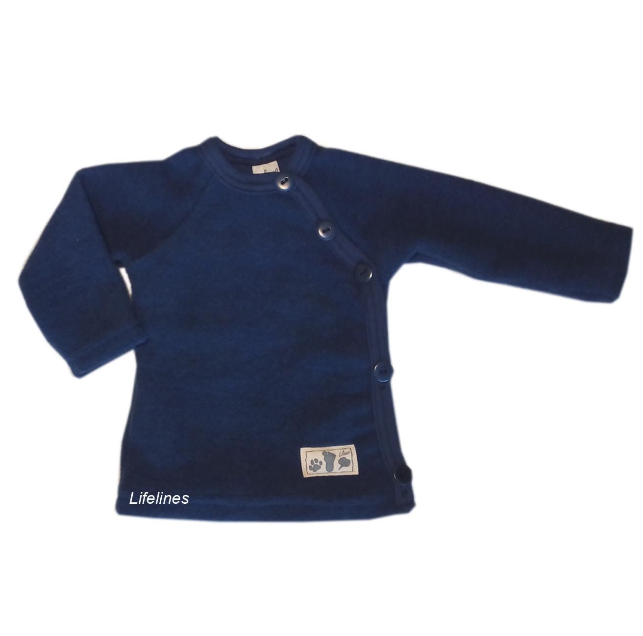 Lilano Lilano Schlüttli aus Wollfleece