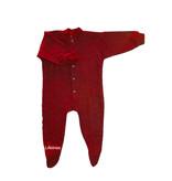 Cosilana Cosilana Schlafanzug Wollfrottee
