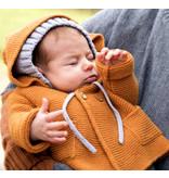 Pure Pure Pure Pure Baby Strickjacke feinste Alpakawolle