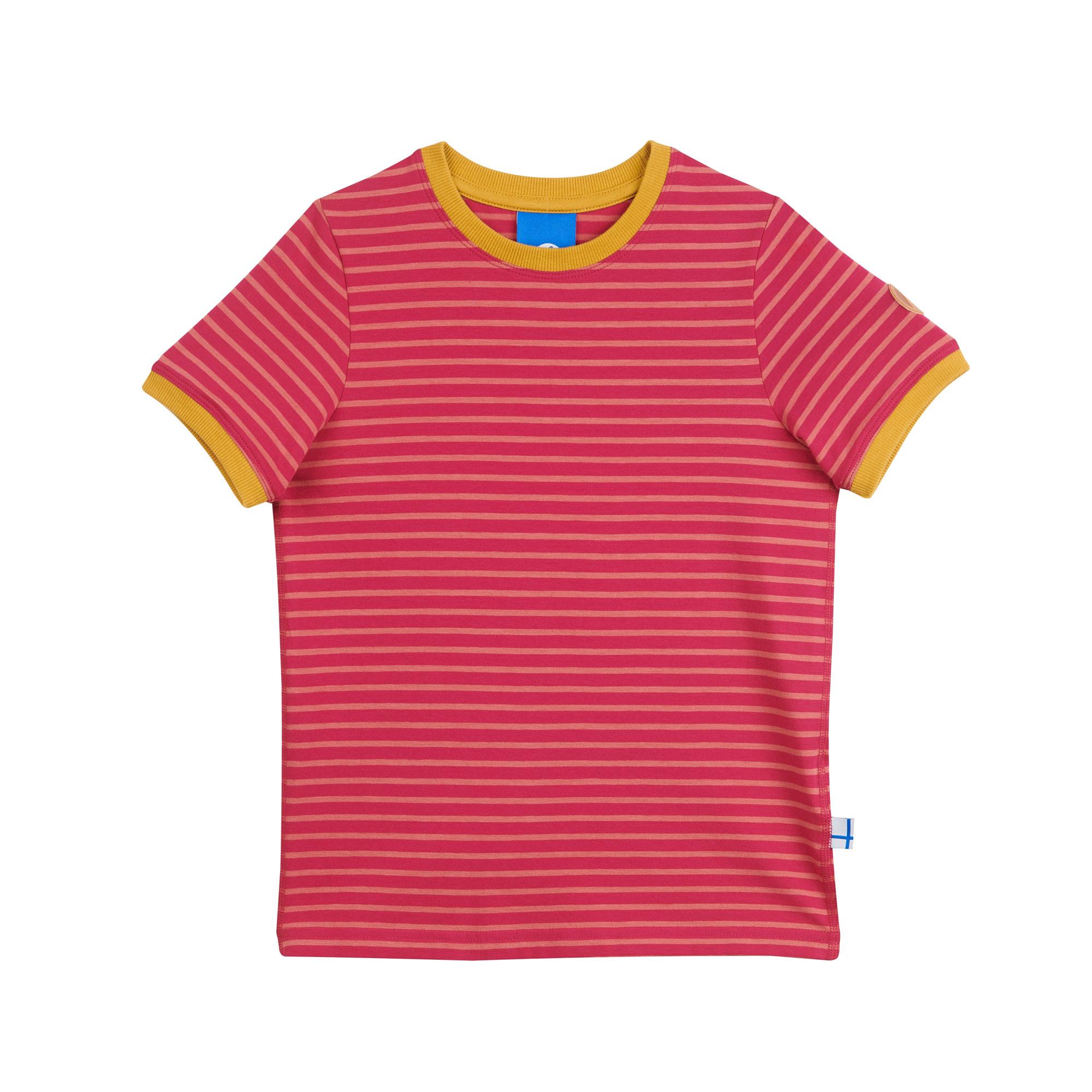 Finkid Finkid RENKAAT T-Shirt Biobaumwolle Ringel