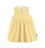 Pure Pure Pure Pure Baby Kleid Biobaumwolle mango stripes