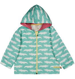Loud & Proud Loud & Proud wasserabweisende Kinder- Outdoorjacke mint