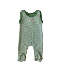 Lilano Lilano Baby-Strampler Wolle/Seide Ringel
