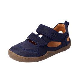 B Lifestyle BLifestyle Kammmolch, Kinder Barfuß Sandale ocean blue