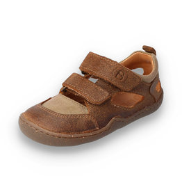 B Lifestyle BLifestyle Kammmolch, Kinder Barfuß Sandale walnuss