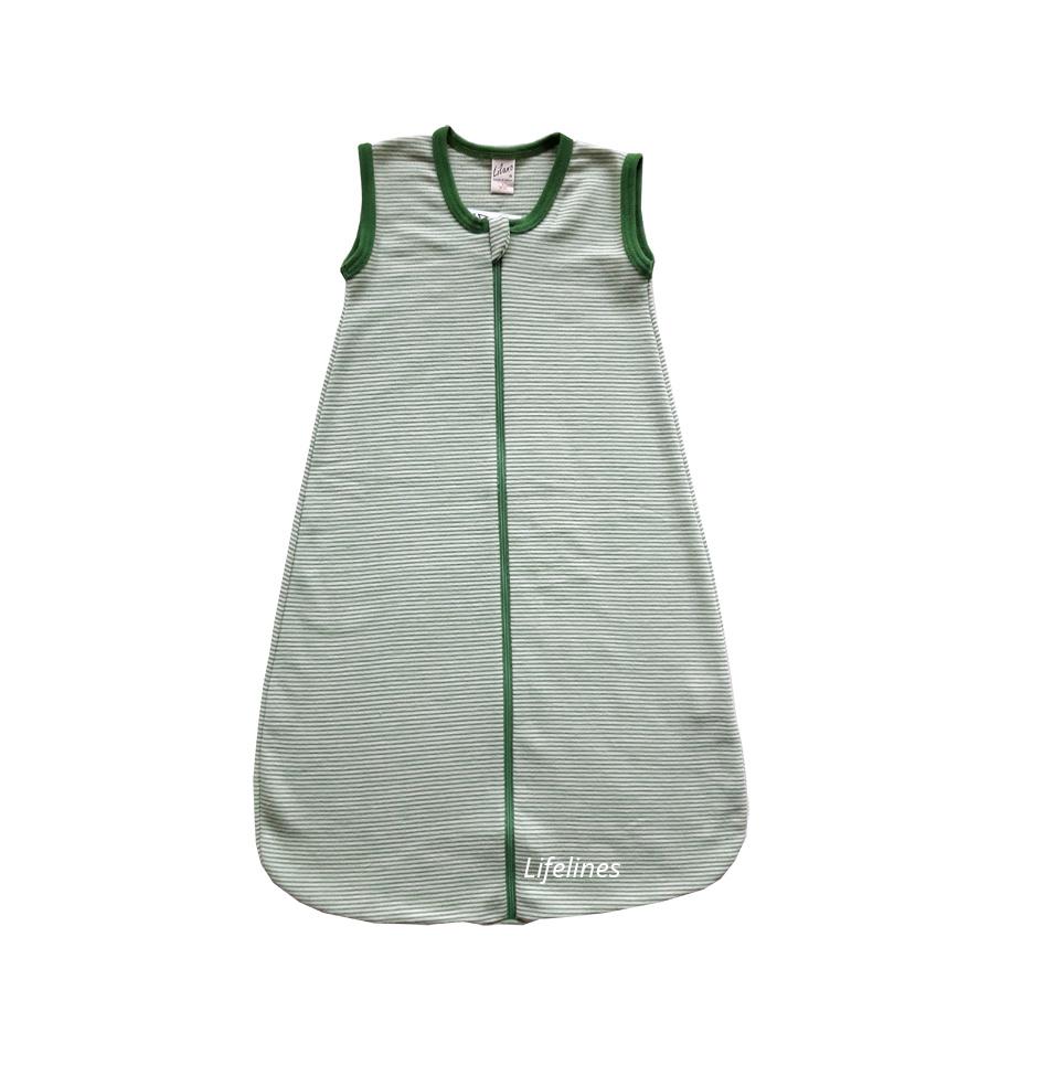 Lilano Lilano Schlafsack aus Wolle & Seide ohne Arm