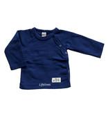 Lilano Lilano Babyjäckchen Wolle/Seide marine
