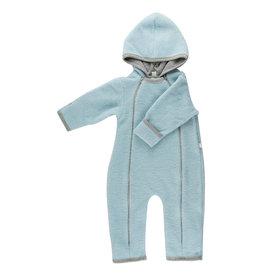 Popolini / Iobio Popolini Babyoverall aus weichem Wollfleece
