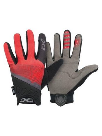 TSG Handschoenen TP1 Black/Red