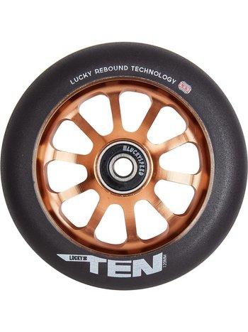 Lucky Ten Wheels Copper