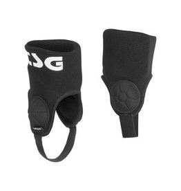 TSG TSG enkel beschermers zwart