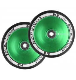 Root Root air wielen 120mm black/green