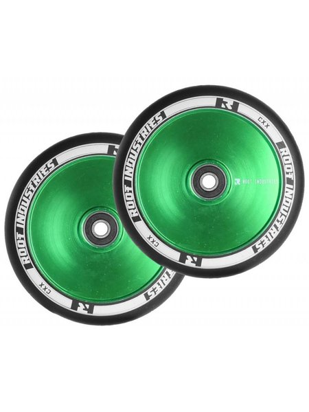 Root Industries Air Wheels Black/Green