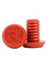 Root Industries Root bar ends aqua rood