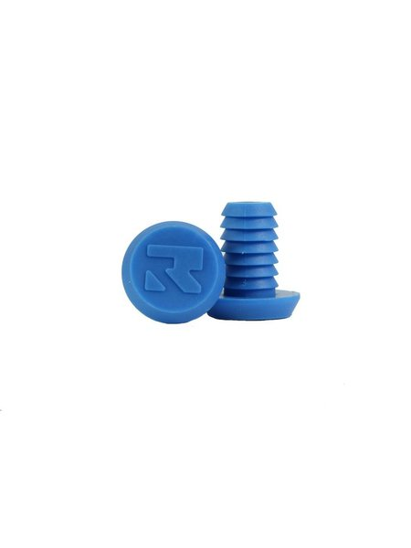 Root Industries Bar Ends Blue