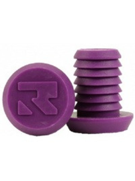 Root Industries Bar Ends  Purple