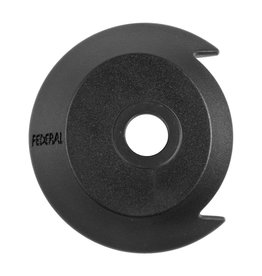 Federal Federal Drive Side Plastic Hubguard With Universal Washer - Black 14mm
