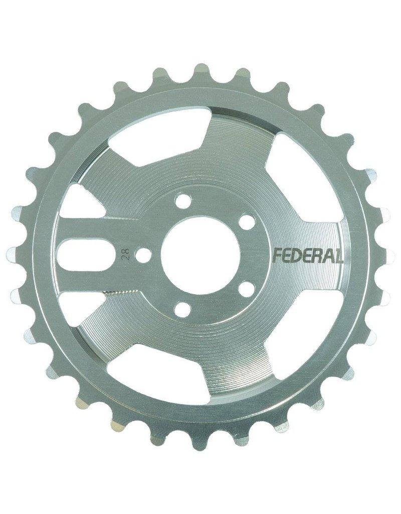 Federal Federal AMG tandwiel  zilver