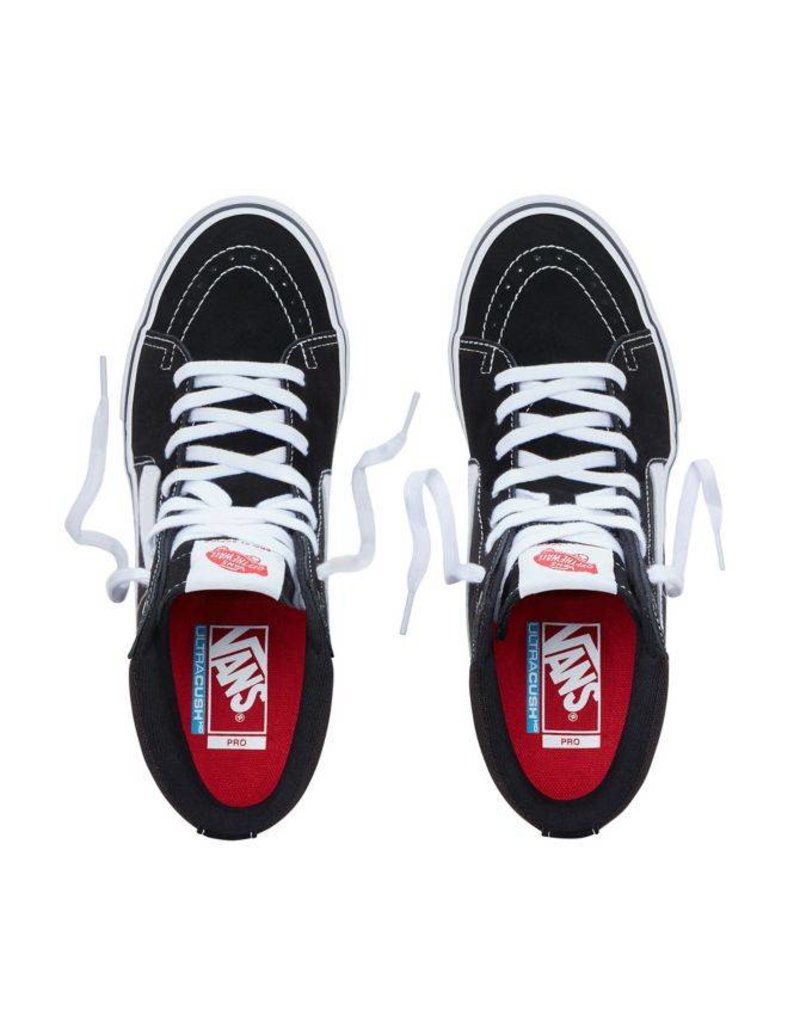 Vans Vans SK8-HI pro schoenen zwart
