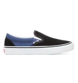 Vans Vans slip-on Pro anti Hero blauw zwart
