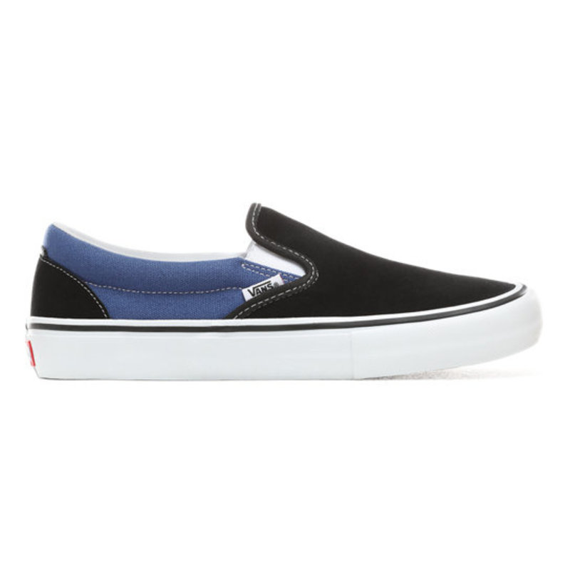 Vans Slip On Pro Anti Hero Blue/Black