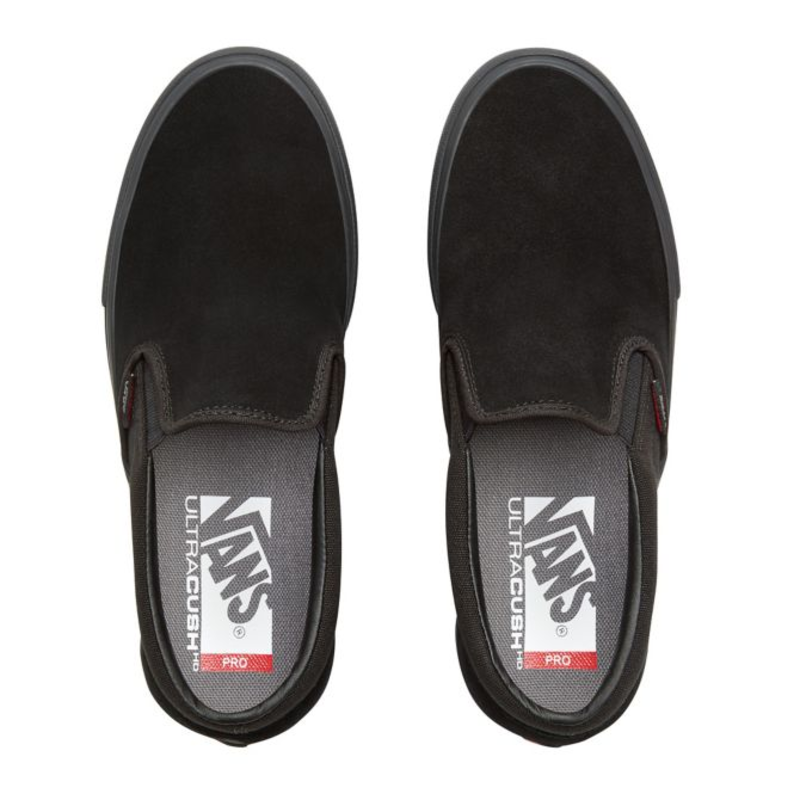 Vans Slip On Pro All Black