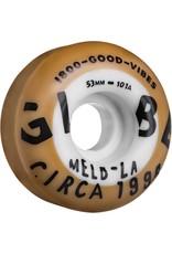 Globe GLOBE good vibes dual pour Antibrass/White